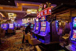 Sejarah Casino di China