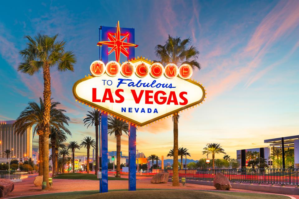 "Las Vegas ""The Sins City"" Surga Judi no.1 Dunia"