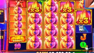 Buffalo King Megaways Pragmatic Play Slot