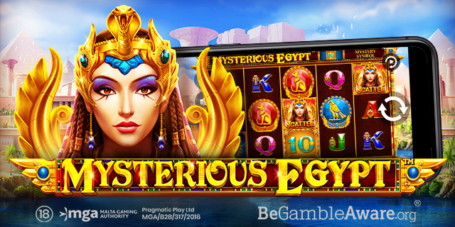 Mysterious Egypt Review Pragmatic Play